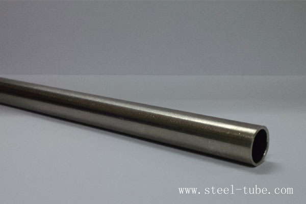 Nickel plating precision steel tubing